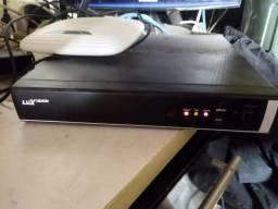 DVR luxvision 4 canais