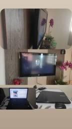 Vendo tv LG 32 polegas e notebook Samsung pego iPhone