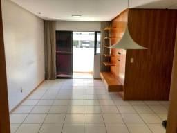 Apartamento na Ponta Verde; 91m²; 3/4 sendo 1 suite