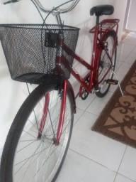 Bicicleta Genôva - Cairu - com Cesta - ARO 26