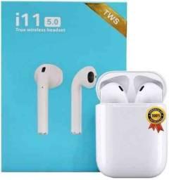 Fone De Ouvido Bluetooth i11: Fone i11 TWS sem fio Bluetooth iOS e Android