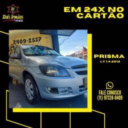 Gm Prisma Max LT 1.4 2012 Completo Lindo