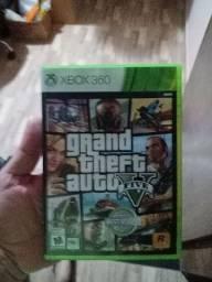 Jogo Xbox 360 GTA V