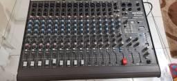 Mesa de áudio ciclotron 16 canais