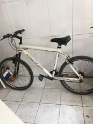 Bicicleta Mônaco, quadro de alumínio