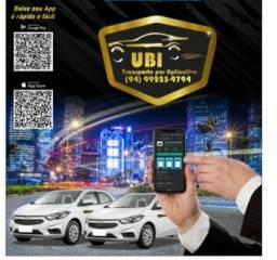 UBI transporte por aplicativo