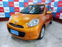 Título do anúncio: Nissan March 1.6 16V S (Flex)
