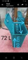 Cesto de Roupas 72 litros