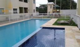 Apartamento com 3 dormitórios à venda, 65 m² por R$ 170.000 - Lagoinha - Eusébio/CE