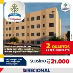 14 CSP - Apartamento Total Ville Pitangueiras.
