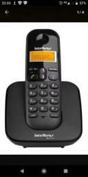 Telefone sem fio com identificador de chamadas Intelbras
