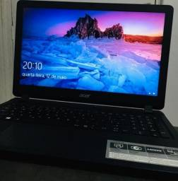 Notebook Acer Aspire ES 15 15,6 I3-6006u 4gb  1tb hdd ES1-572-3562