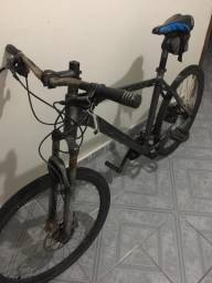 Bike aro 26 freio hidráulico