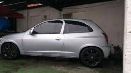 Celta 2011 c/Ar condicionado rodas 15, Suspensão de Rosca, Top