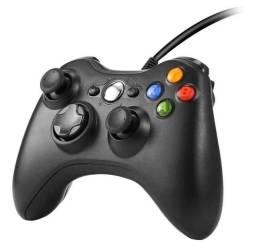 Controle Joystick Com Fio Xbox360