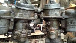 Carburador (PAR)fusca Kombi PDSI 32/34