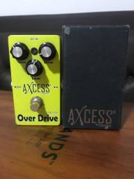 Vendo pedal de overdrive axcess by gianini