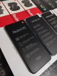 Xiaomi Redmi 9C 32GB + Cartão de memória 32GB