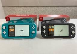 Título do anúncio: Nintendo Switch Lite Seminovo