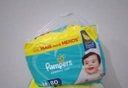 FRALDA PAMPERS