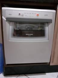 Lavadora de louças Brastemp Ative 8 serviços