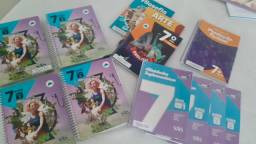 Livros SAS 7 ano