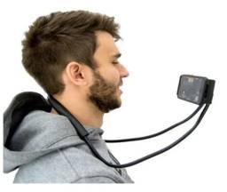 Suporte Celular Articulado De pescoço emborrachado Selfie Cama Mesa sofá