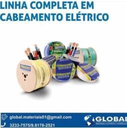 Título do anúncio: Cabo e Fio Elétrico - Flexível