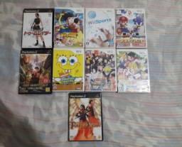 Jogos WII e PS2 originais promoçao imperdivel!