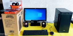 PC Core i5-3330s 4gb memória ssd 120gb+hd 1Tb tela 19 com 1 ano de garantia