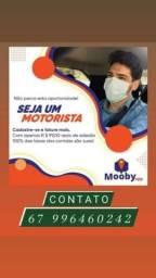 Seja Motorista Mooby App
