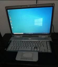 Notebook Hp Core 2 Duo Tela Wide 15.4 4gb, 128gb Ssd + Hd