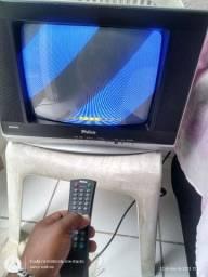 Tv de 14 polegadas para seu comércio 100  Reais valor negociável