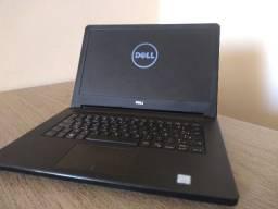 Dell core i5 7° 8gb ddr4 ssd 240gb aceito cartões