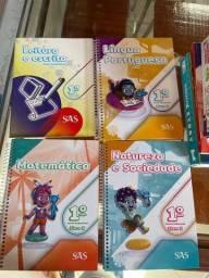 Livro educação fundamental SAS