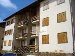 Apartamento Mobiliado à venda, 55 m² por R$ 424.000 - Alto da Boa Vista - Campos do Jordão