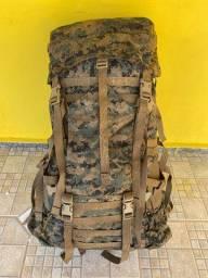 Mochila Usmc Ilbe Marpat do Corpo de Fuzileiros Navais Norte Americano