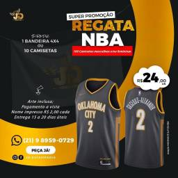 Regata Basquete - NBA FURADINHA