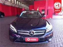 Título do anúncio: Mercedes-benz C 180 2020 1.6 cgi flex avantgarde 9g-tronic