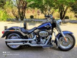 Título do anúncio: Harley Davidson Fat Boy (único dono)
