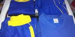Uniforme escolar do Colégio Estadual Olinda truffa de carvalho tamanho 12