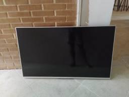 Tv Sony usada de 50 polegadas com defeito de tela para extração de Peças