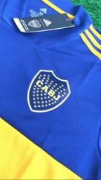 Camisa primeira linha do Boca Junior