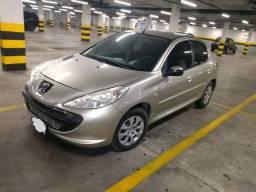 Peugeot 207 XR 1,4 torro!!! baixa km participar