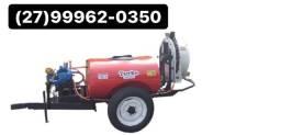 Pulverizador 500 litros novo