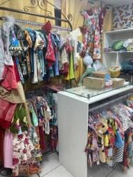 Vendo loja infantil