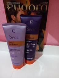 Shampoo e condicionado siáge Eudora