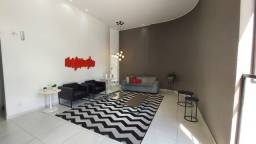 Apartamento com 3 dormitórios para alugar, 81 m² por R$ 1.900,00/mês - Farol - Maceió/AL