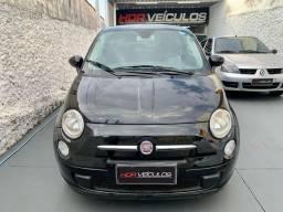 Fiat 500 1.4 Completo!!! IPVA 2021 PAGO!