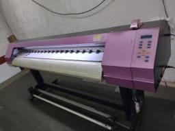 Impressora SKY color dx5 eco solvente